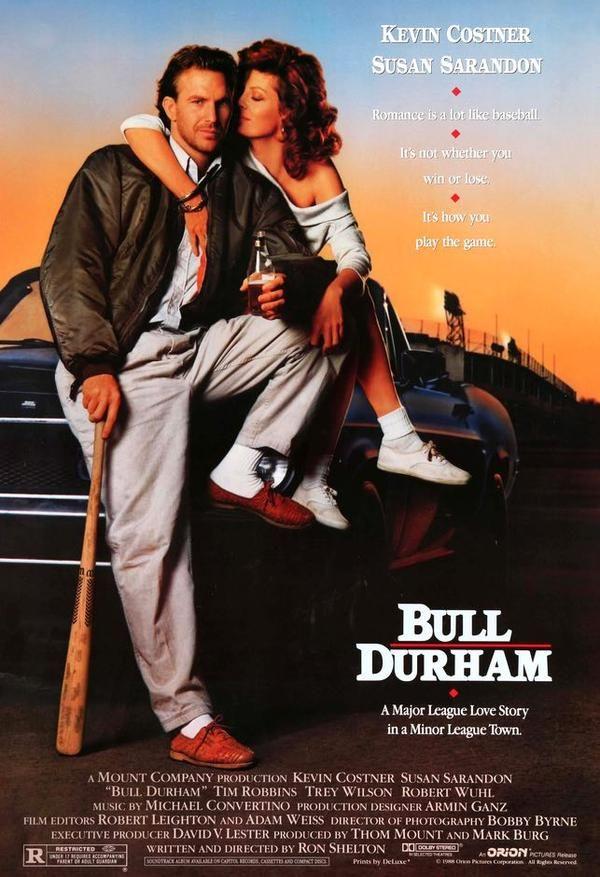 Bull Durham Baseball Film