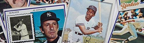 Baseball Cards Header