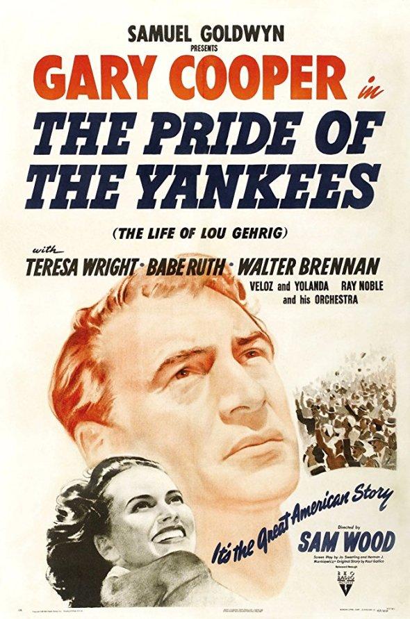 Gary Cooper Baseball Film