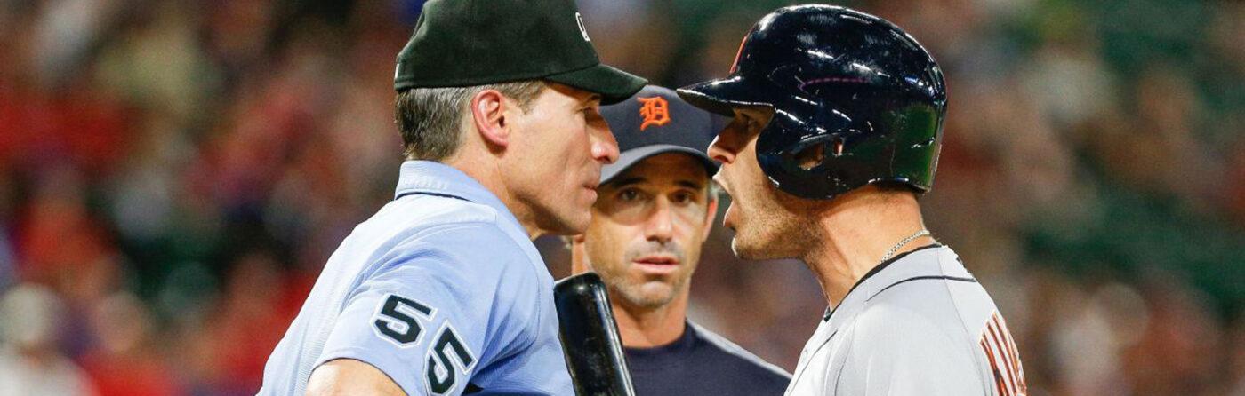 Bad Umpire Header