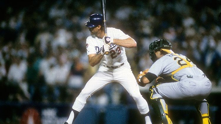 Kirk Gibson at the Plate