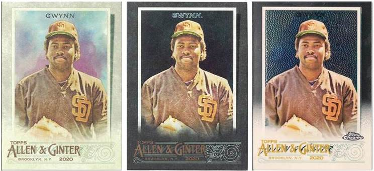 2020 Allen and Ginter Cards