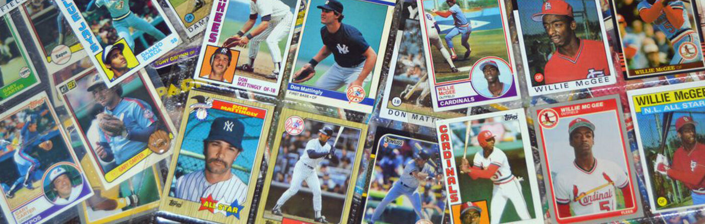 Baseball Card Collecting