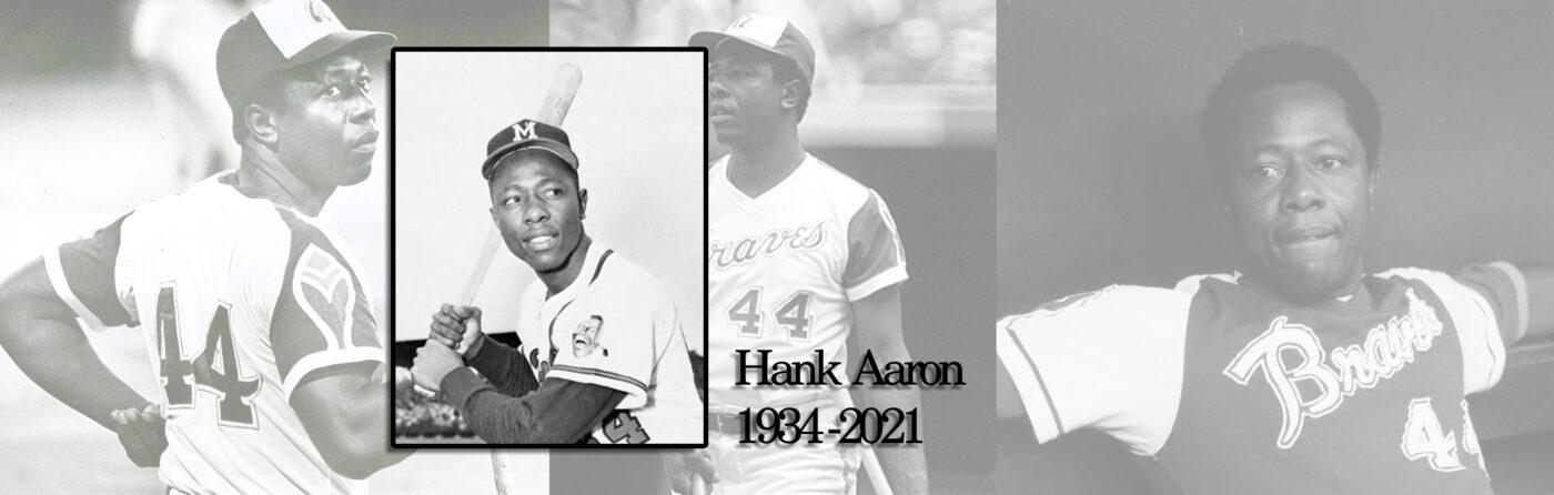 Hank Aaron Header