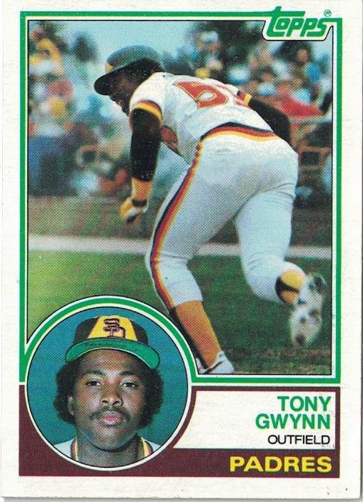 Tony Gwynn Rookie Cards